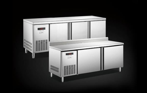 平台雪柜系列 (Counter Refrigerator)