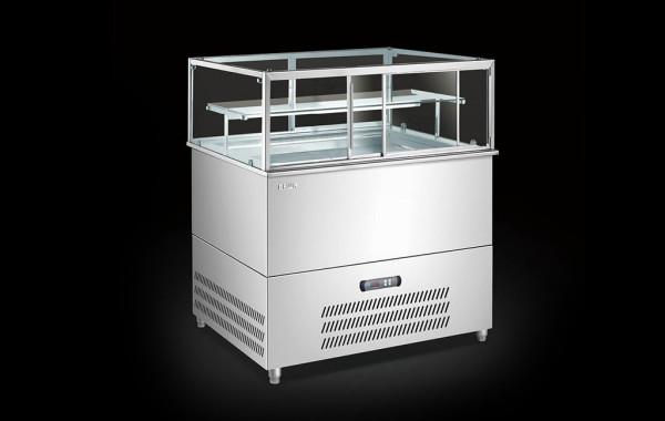 甜品展示柜 (Dessert Display Cabinet)