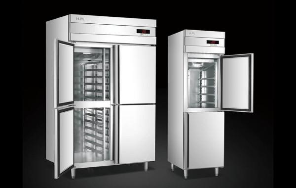 烘焙冷凍/冷藏柜系列 (Dough Freezer)