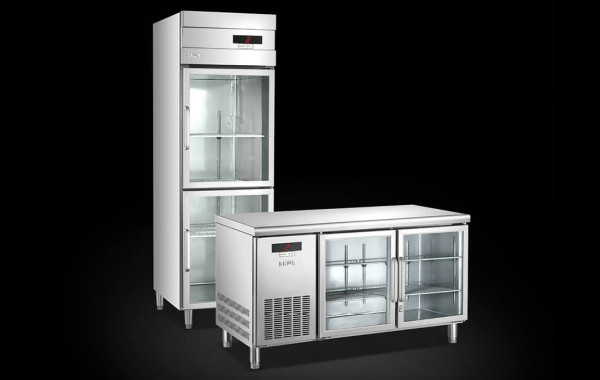 展示柜/工作台 (Upright Refrigerator)