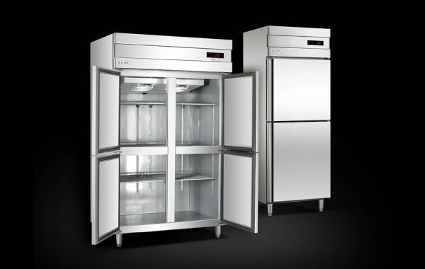 風冷高身雪柜系列 (Upright Refrigerator)