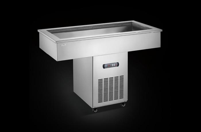 篏入式冰盆 (Upright Refrigerator)